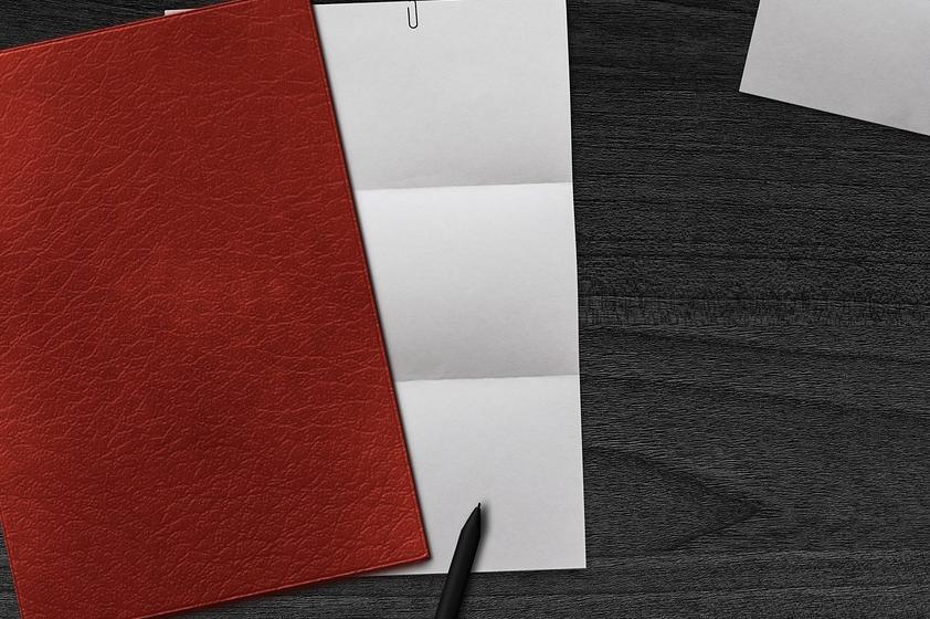 Wichtige Dokumente sollten aufbewahrt werden